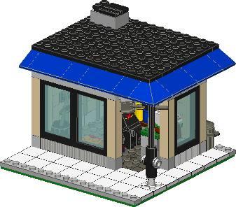 virtual lego modelling tool image